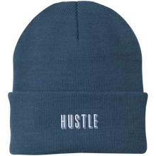 HUSTLE Port Authority Knit Cap
