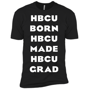 HBCU Born, Made, Grad T-Shirt