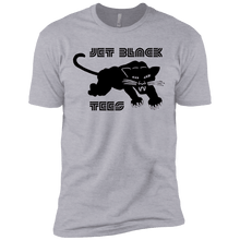 Jet Black Panther Unisex T-Shirt