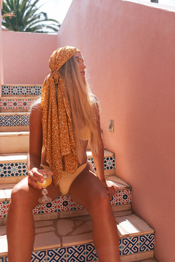 Sunkissed Headscarf