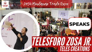 Turning trash into cash with Teles Lamps at the Mindanao Trade Expo