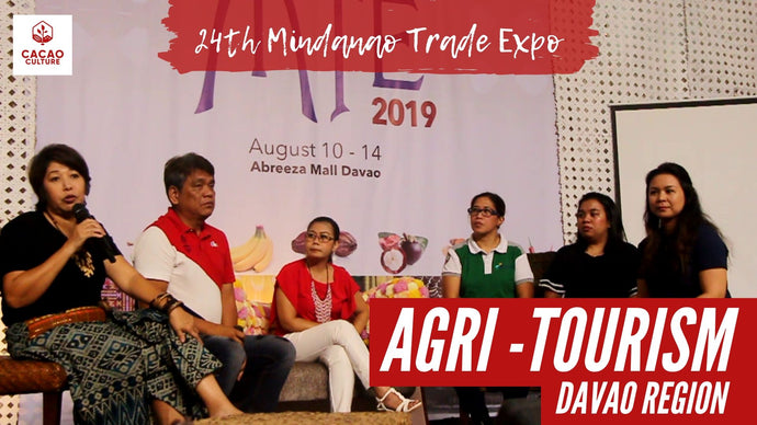 Agri Tourism Forum at the Mindanao Trade Expo