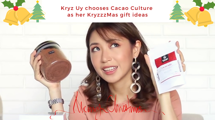 Cacao Culture as Kryzzzmas gift by Kryz Uy