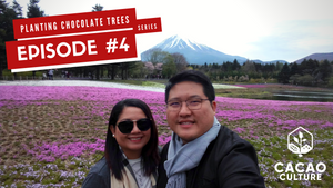 Planting Chocolate Trees Vlog Series Episode #4: We Went on a Trip!