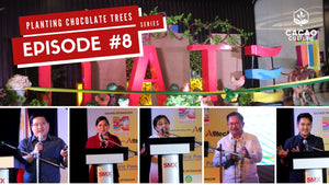 Planting Chocolate Trees Vlog Series Episode #8: Cacao Culture at the Davao Agri Trade Expo