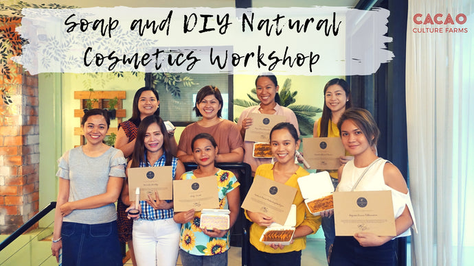 Soap and DIY Natural Cosmetics Workshop