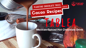Tablea Recipe Mexican Hot Chocolate | Cacao Culture Recipes