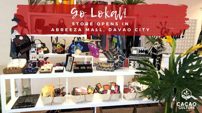 Go Lokal! Opens its First Store in Davao City