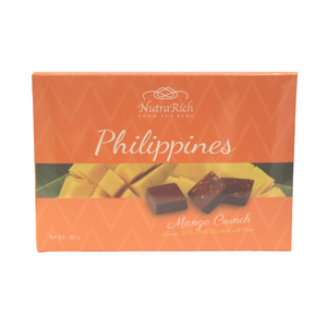 Nutrarich - Mango Milk Chocolate 80G