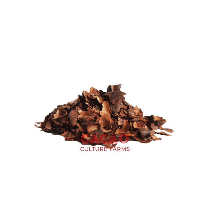 Cacao Culture - Cacao Tea Loose Husk (Chocolate Tea) 100G