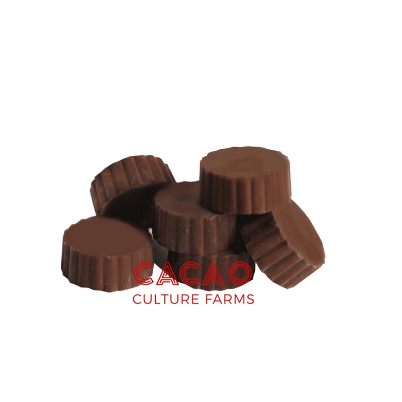 Chocolate Tablea (100% Pure Cacao) 144g - Cacao Culture Farms