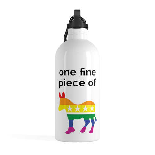 Rainbow Stainless Steel Water Bottle