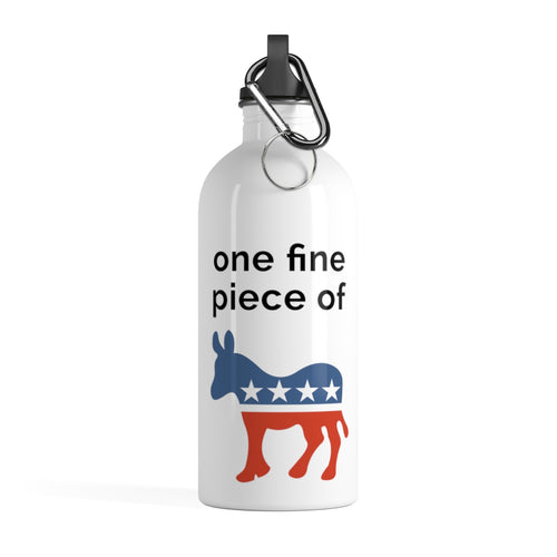 Red, White and Blue Stainless Steel Water Bottle