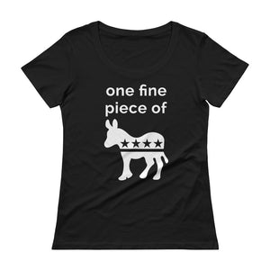 Womens One Fine Piece of Ass T-Shirt - Multiple Colors!