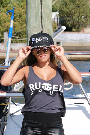 Rugged Soul Logo Midi Top