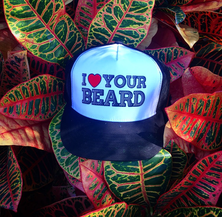 I Love Your Beard Snapback