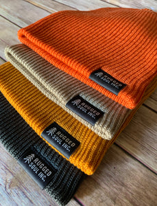 Rugged Soul Winter Beanies