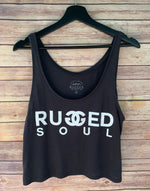 Rugged Soul Logo Crop Top