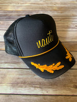 Nauti Captain's Mesh Trucker