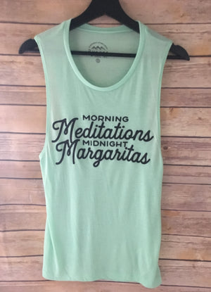 Morning Meditations Tank