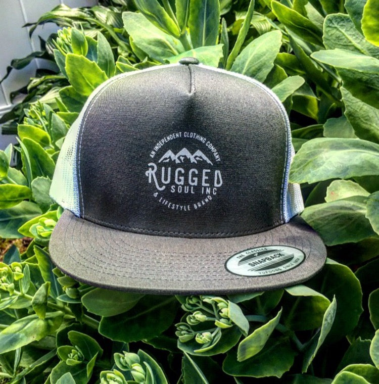 Mountain Logo Snapback