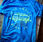 If It Swells Ride It Tee - Unisex