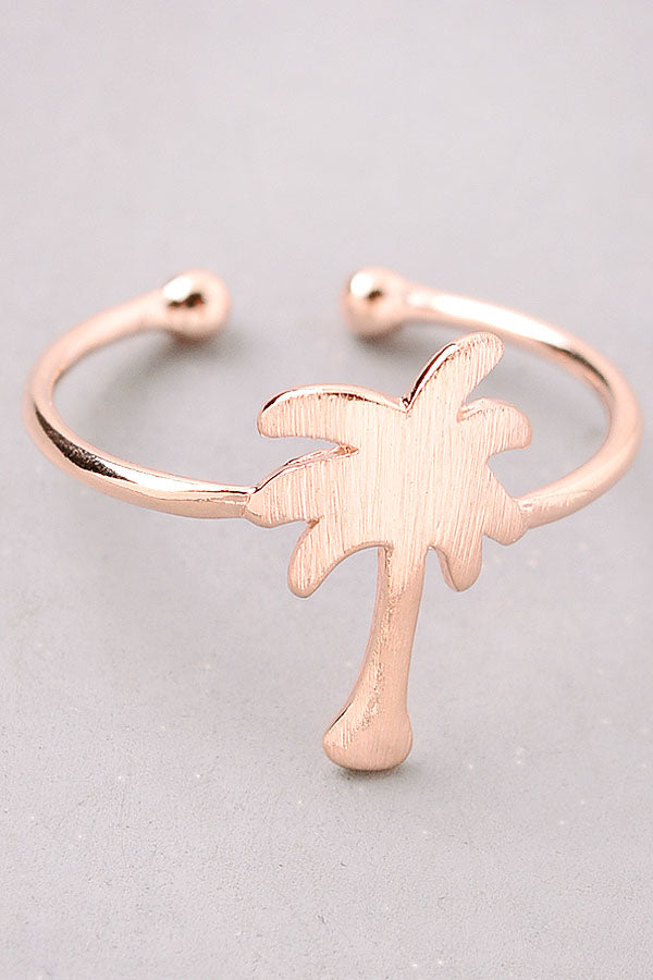 Palm Tree Ring