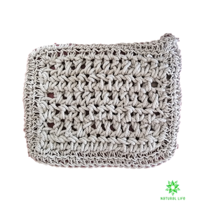 Hemp dishcloth locally made