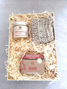 Hand and Body Gift Set