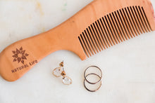 Pear Wood Comb