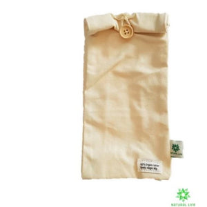 Organic Cotton bulk grocery bag zero waste