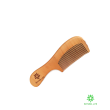 eco-friendly Pear wood Comb Biodegradable and plastic free