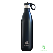 Stainless steel water bottle double walled vacuum sealed