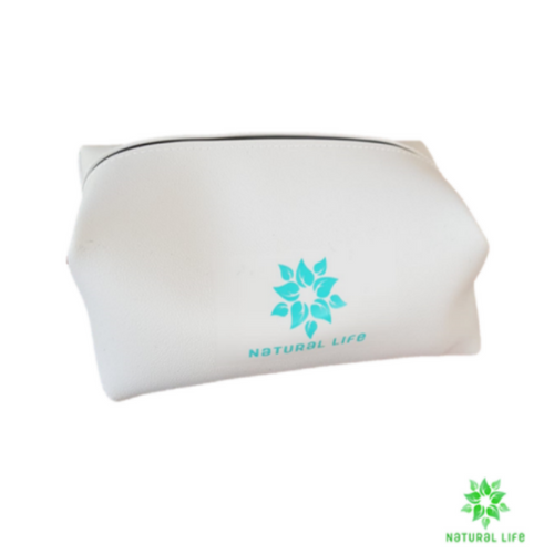 Ecofriendly silicone toiletry bag