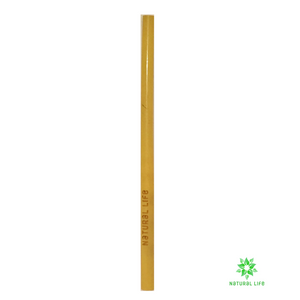 Reuseable Straw bamboo smoothie straw biodegradable ecofriendly