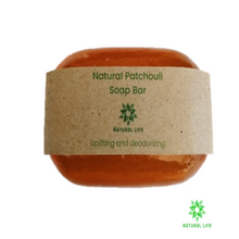 Natural Soap Bar - Patchouli