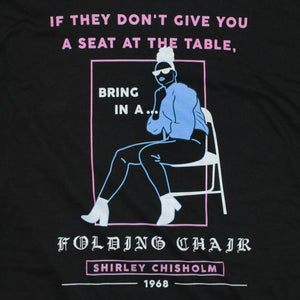 Bring in a Folding Chair Tee