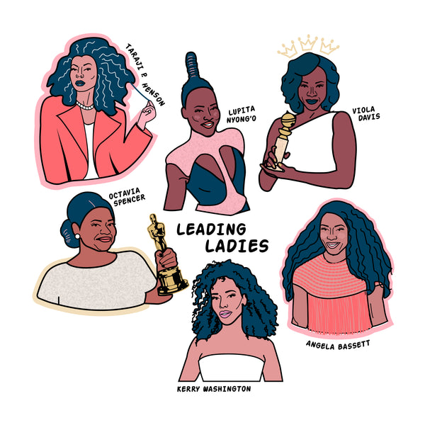 Leading Ladies Tee