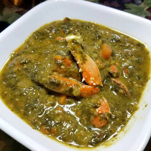 Crab and Callaloo, a Trinidad Pride T-Shirt