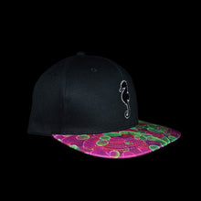 Hammer Six Panel Snapback Hat