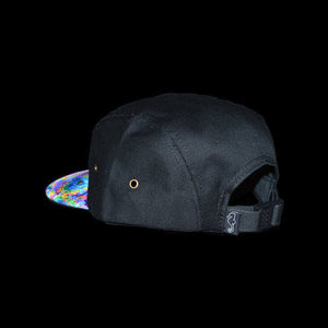 Rainbow Acan Five Panel Hat