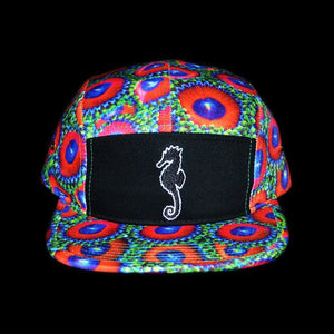 Zoanthid Five Panel Hat (Full Print)