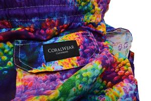 Rainbow Acan Swim Shorts