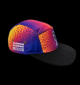 Glowing Gone Limited Edition Five Panel Hat