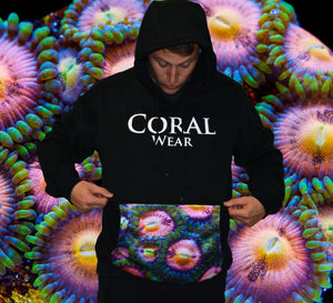 Starry Zoanthid Hoodie