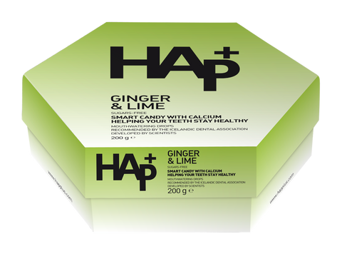HAp⁺ Box Ginger & Lime 200g