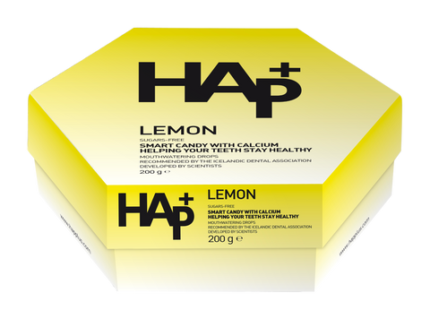 HAp⁺ Box Lemon 200g