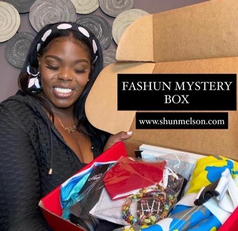 FaSHUN Mystery SALE Box Styled By Shun