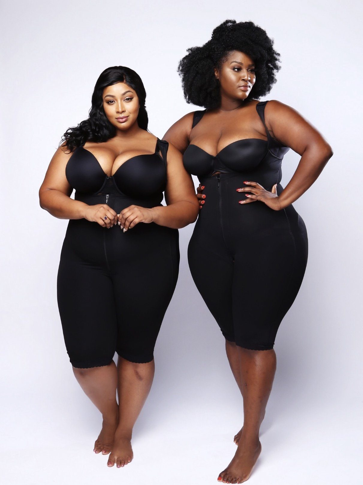 Full Body Shaper-FaSHUN Essentials Collection-Shun Melson