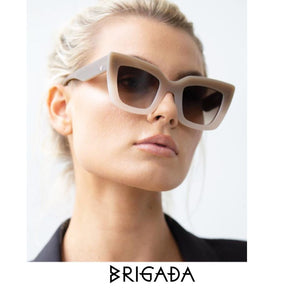 Brigada TOFFEE FADE/ BROWN GRADIENT LENS